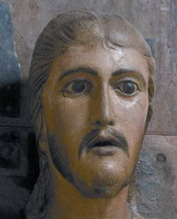 Certaldo, il Crocifisso di Petrognano