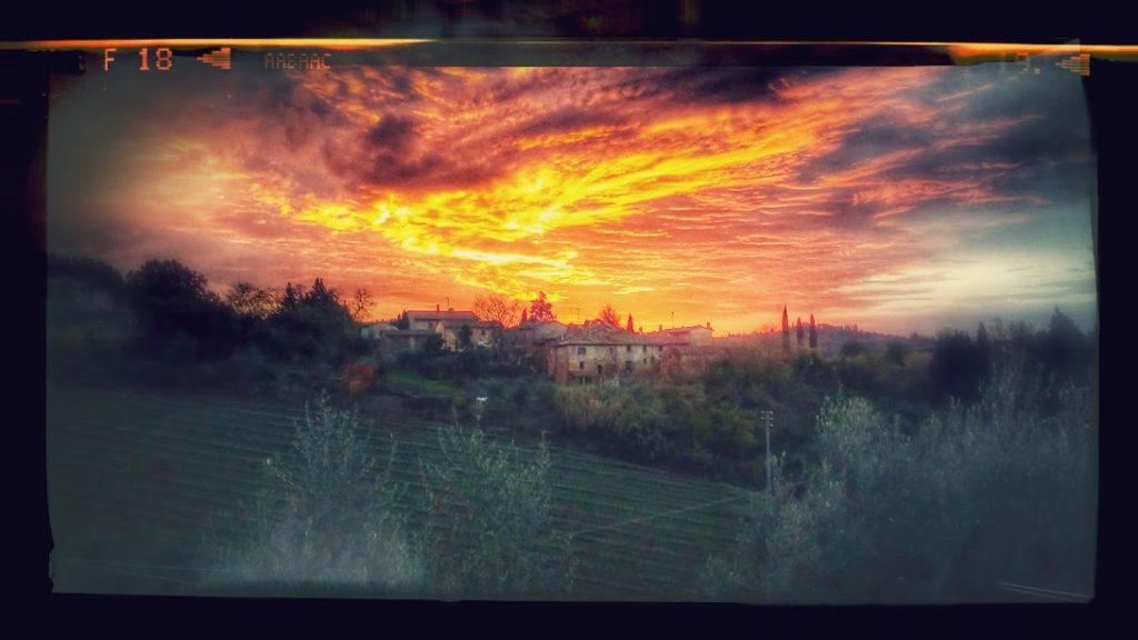Il borgo di Luia (Certaldo)
