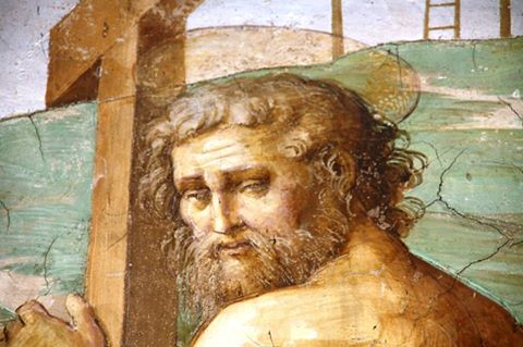 Marcialla, la Pietà attribuita a Michelangelo