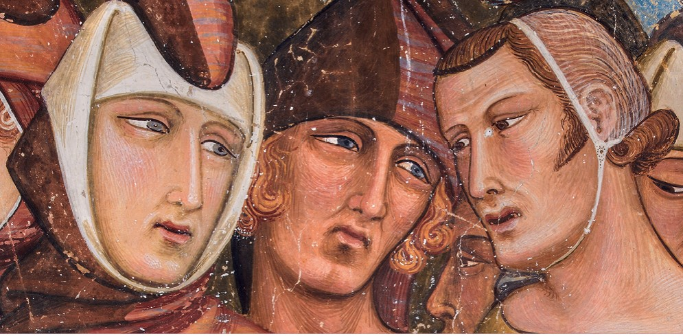 Ambrogio Lorenzetti, Siena, chiesa di San Francesco