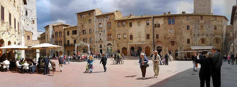 Visite guidate San Gimignano