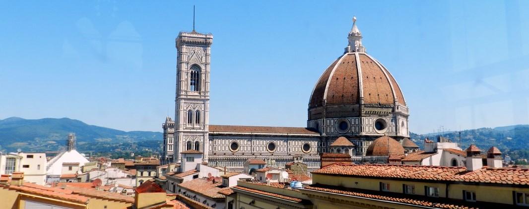 Firenze, la Cupola del Duomo realizzata da Filippo Brunelleschi