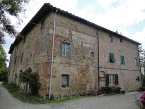 Luia (Certaldo), la casa delle Suore Dorotee già Fortini Don Pasquale