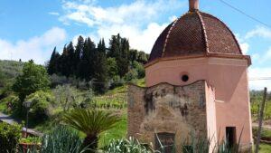 Guideintoscana. Luia (Certaldo), l'oratorio di San Francesco d'Assisi