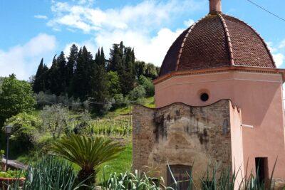 Guideintoscana- Luia (Certaldo), l'oratoro di San Francesco d'Assisi